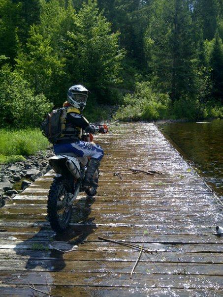 Hay Lake Dam